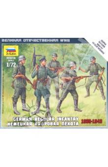 Немецкая кадровая пехота. 1939-1943 (6178)