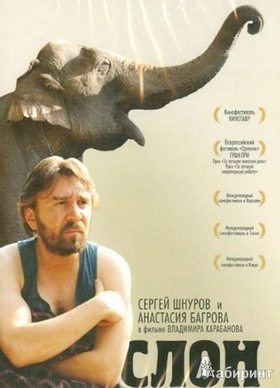 Иллюстрация 1 из 7 для Слон (DVD) - Владимир Карабанов | Лабиринт - видео. Источник: Лабиринт