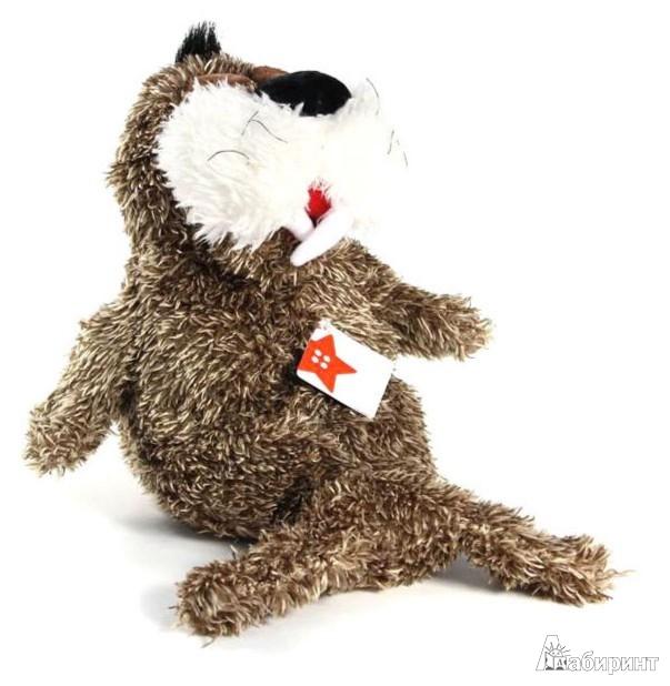 Иллюстрация 1 из 2 для Мягкая игрушка. Тюлень - 25 см (41011) | Лабиринт - игрушки. Источник: Лабиринт