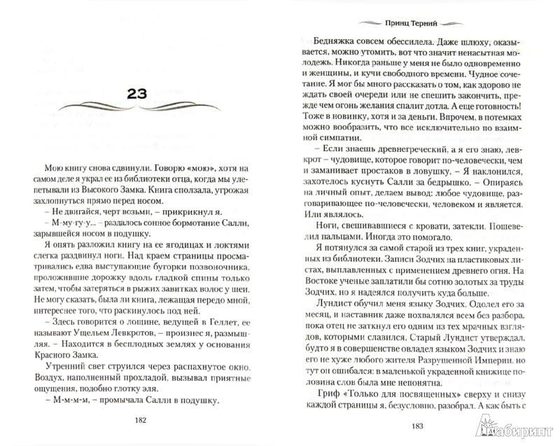 Иллюстрация 1 из 9 для Принц Терний - Марк Лоуренс | Лабиринт - книги. Источник: Лабиринт