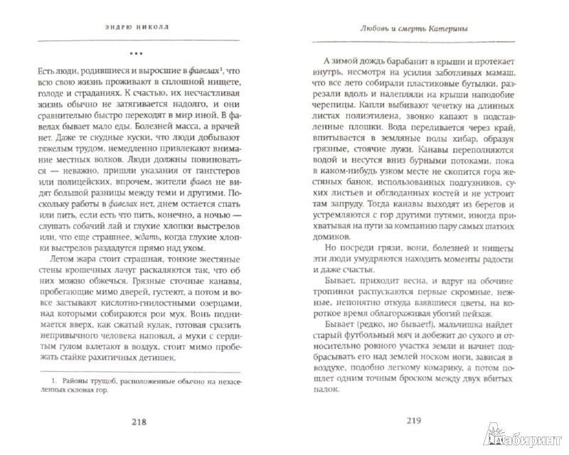 Иллюстрация 1 из 7 для Любовь и смерть Катерины - Эндрю Николл | Лабиринт - книги. Источник: Лабиринт