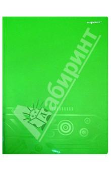 Папка на 2-х кольцах DISCOVERY. Цвет: зеленый (255045-03)