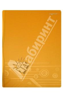 Папка для презентаций. DISCOVERY. Цвет: охра (255049-26) оборудование для презентаций