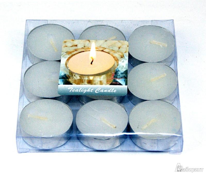 Иллюстрация 1 из 6 для Набор свечей из 9 штук (GT6076) | Лабиринт - сувениры. Источник: Лабиринт