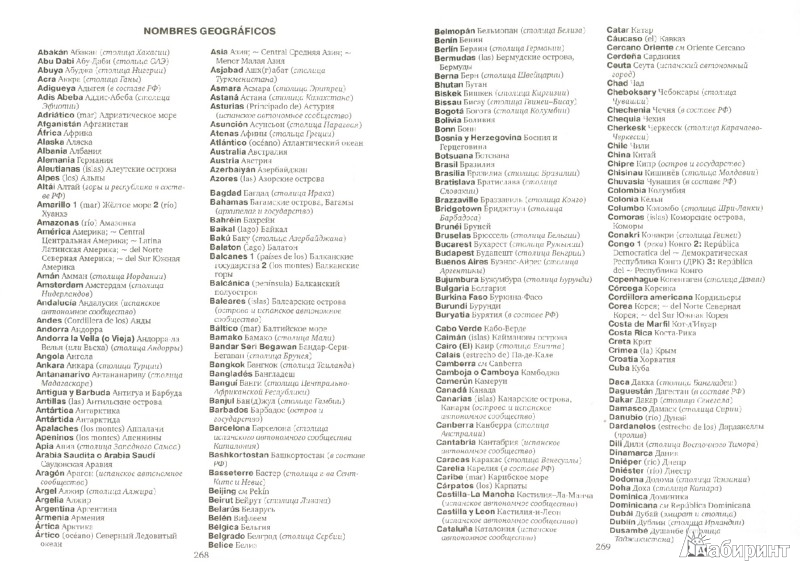 Иллюстрация 1 из 14 для Испанско-русский, русско-испанский словарь и грамматический справочник ABBYY Lingvo Smart+   Лабиринт - книги. Источник: Лабиринт