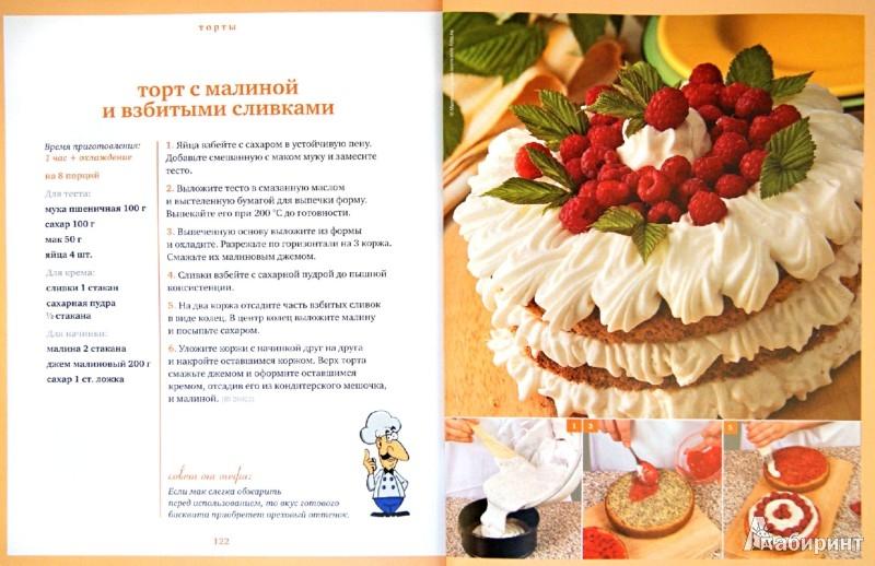 Иллюстрация 1 из 17 для Торты + Пирожные   Лабиринт - книги. Источник: Лабиринт
