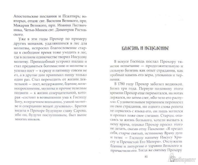 Иллюстрация 1 из 2 для Серафим Саровский | Лабиринт - книги. Источник: Лабиринт