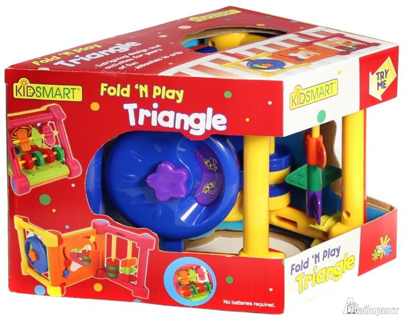 Иллюстрация 1 из 4 для Игровой треугольник (21571) | Лабиринт - игрушки. Источник: Лабиринт