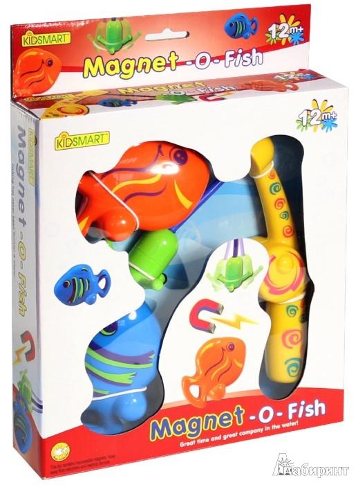 Иллюстрация 1 из 2 для Магнитные рыбки (25020) | Лабиринт - игрушки. Источник: Лабиринт