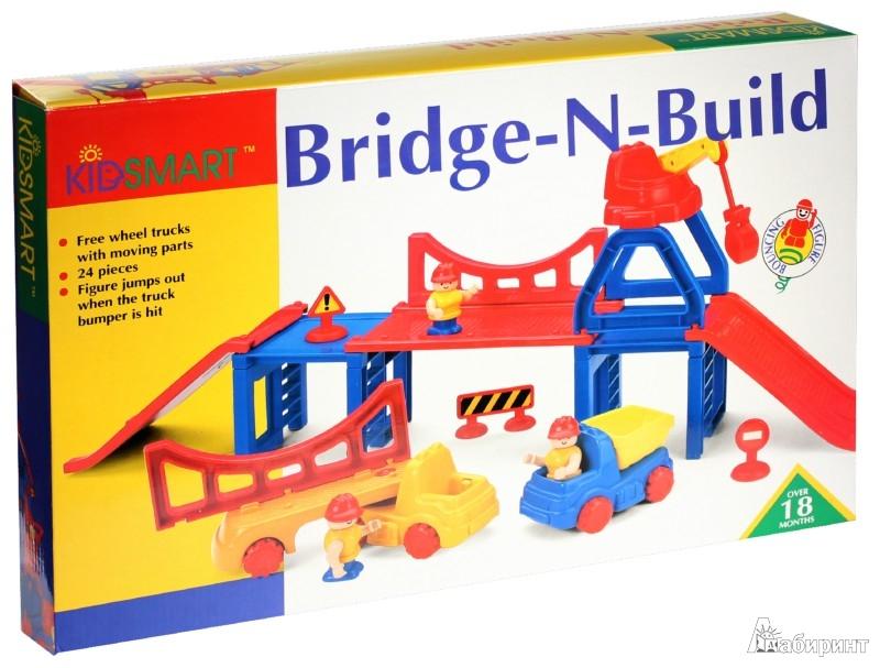 """Иллюстрация 1 из 2 для Игровой набор """"Строительство моста"""" (29078)   Лабиринт - игрушки. Источник: Лабиринт"""
