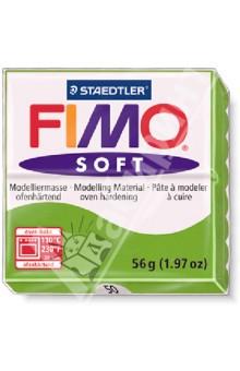 FIMO Soft. Полимерная глина для моделирования. Цвет: светло-салатовый (8020-50) глина для моделирования fimo soft цвет прозрачный 56 г