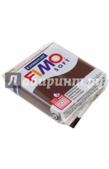 Полимерная глина для моделирования Fimo Soft (57 г, какао) (8020-75) глина для моделирования fimo soft цвет прозрачный 56 г