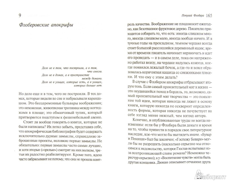 Иллюстрация 1 из 6 для Попугай Флобера - Джулиан Барнс   Лабиринт - книги. Источник: Лабиринт
