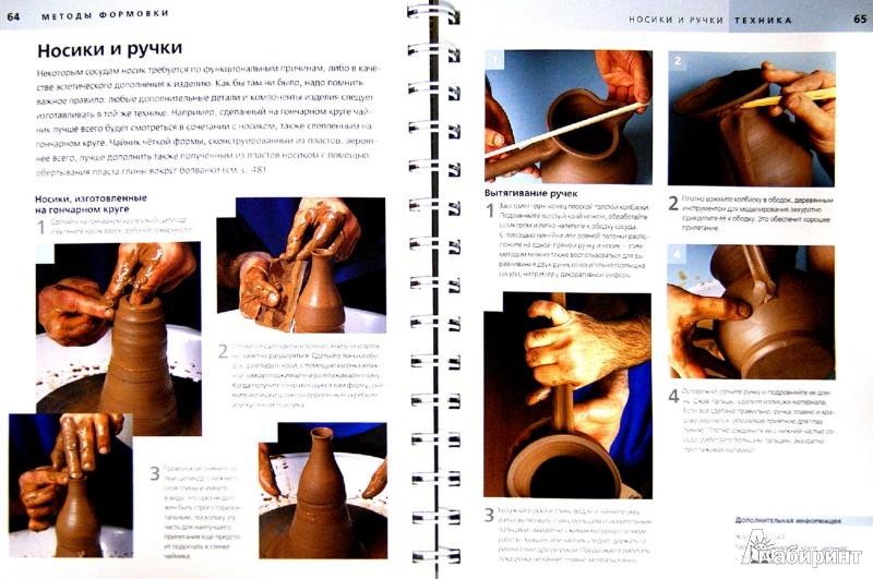 Иллюстрация 1 из 20 для Керамика. Энциклопедия - Мэрилин Скотт | Лабиринт - книги. Источник: Лабиринт