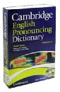 Jones Daniel English Pronouncing Dictionary (+CD) english pronunciation in use advanced 5 cd cd rom