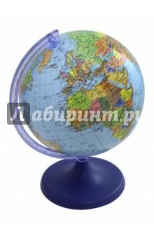 Глобус политический, d=160 мм (ZM160Pk)