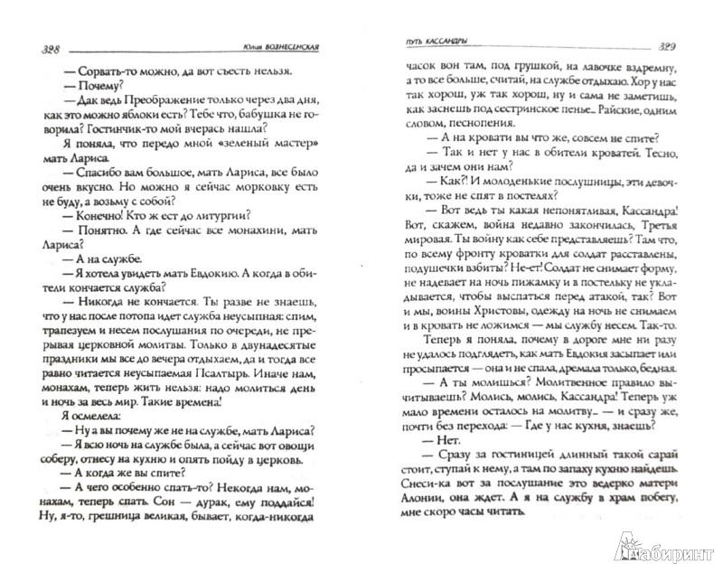Иллюстрация 1 из 7 для Путь Кассандры, или Приключения с макаронами - Юлия Вознесенская   Лабиринт - книги. Источник: Лабиринт
