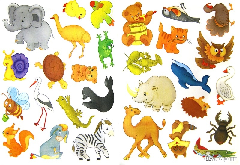Иллюстрация 1 из 22 для Чудесные наклейки. Живая азбука | Лабиринт - книги. Источник: Лабиринт