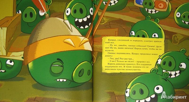 Иллюстрация 1 из 18 для Angry Birds. Свинью подложили - Томи Контио | Лабиринт - книги. Источник: Лабиринт