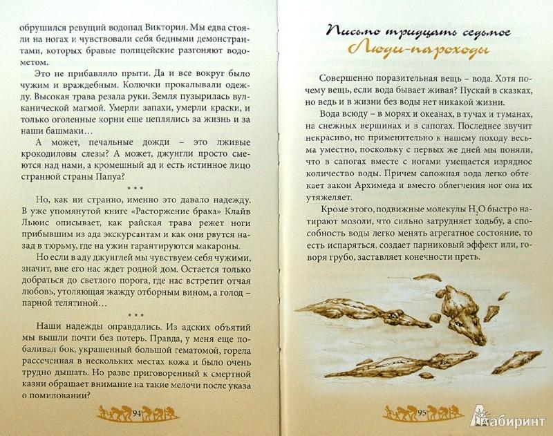 Иллюстрация 1 из 7 для Письма Пилигрима, или Мы все немного папуасы - Николай Протоиерей | Лабиринт - книги. Источник: Лабиринт