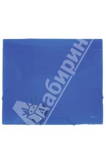 Папка с резинкой (A4, 40 мм, синяя) (SB40TW-04) proff папка для бумаг ultra на резинке формат a4 цвет синий