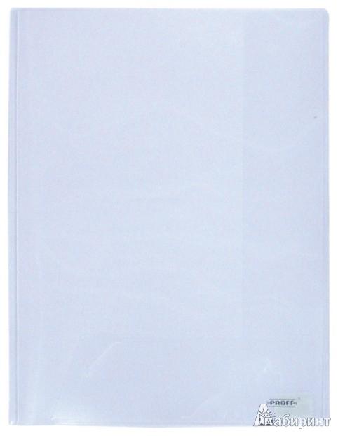 Иллюстрация 1 из 4 для Папка-уголок A4 0.30 мм, прозрачная (E311A/30-TF-00) | Лабиринт - канцтовы. Источник: Лабиринт
