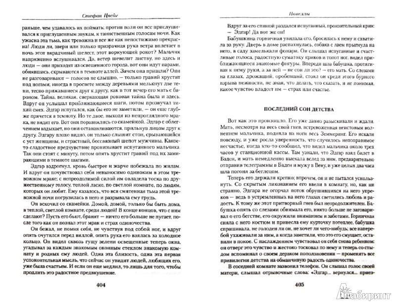 Иллюстрация 1 из 12 для Малое собрание сочинений - Стефан Цвейг | Лабиринт - книги. Источник: Лабиринт