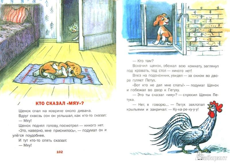 Иллюстрация 1 из 6 для Сказки-картинки - Владимир Сутеев | Лабиринт - книги. Источник: Лабиринт