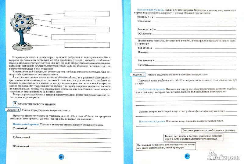 Гдз К Рабочей Тетради По Обществознанию 5 Класс Ярославцева