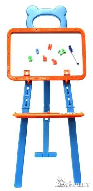 Иллюстрация 1 из 2 для Доска магнитная Азбука (Р37364) | Лабиринт - игрушки. Источник: Лабиринт