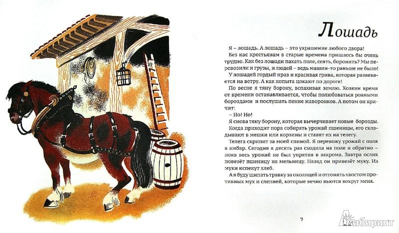 Иллюстрация 1 из 31 для В деревне - Елена Гертик | Лабиринт - книги. Источник: Лабиринт