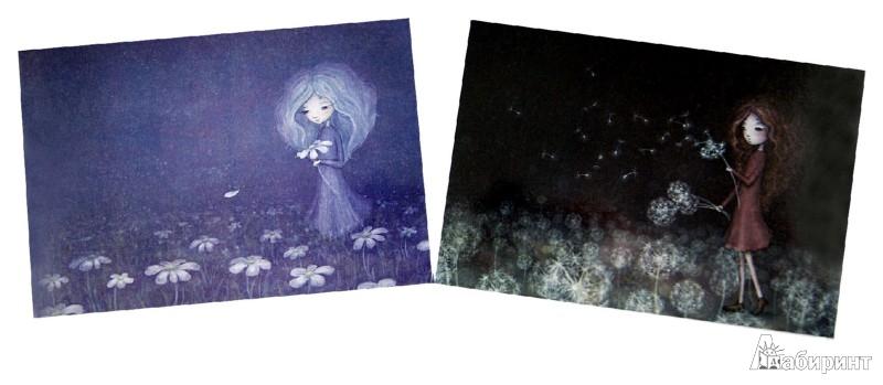 Иллюстрация 1 из 28 для Все на свете - сплошное чудо. Комплект открыток - Саша Салмина | Лабиринт - сувениры. Источник: Лабиринт