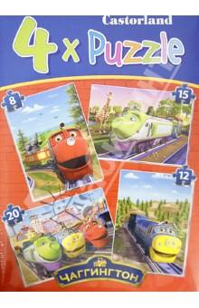 Puzzle-8х12х15х20 Чаггингтон (B-PU04132) puzzle 9 15 стройка в 020065