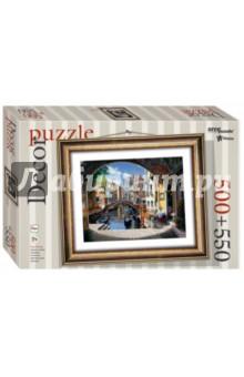 """Step Puzzle-500+рамка """"Венеция"""" (98023)"""
