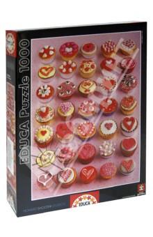 Пазл, 1000 элементов, Кексы (15550) educa пазл пекарня