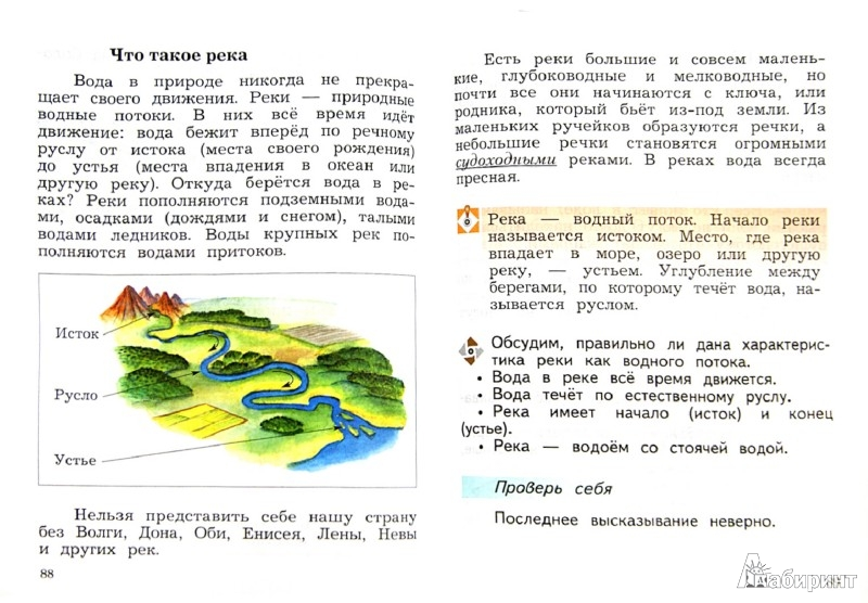 н.ф.виноградова окружающий мир 2 класс учебник
