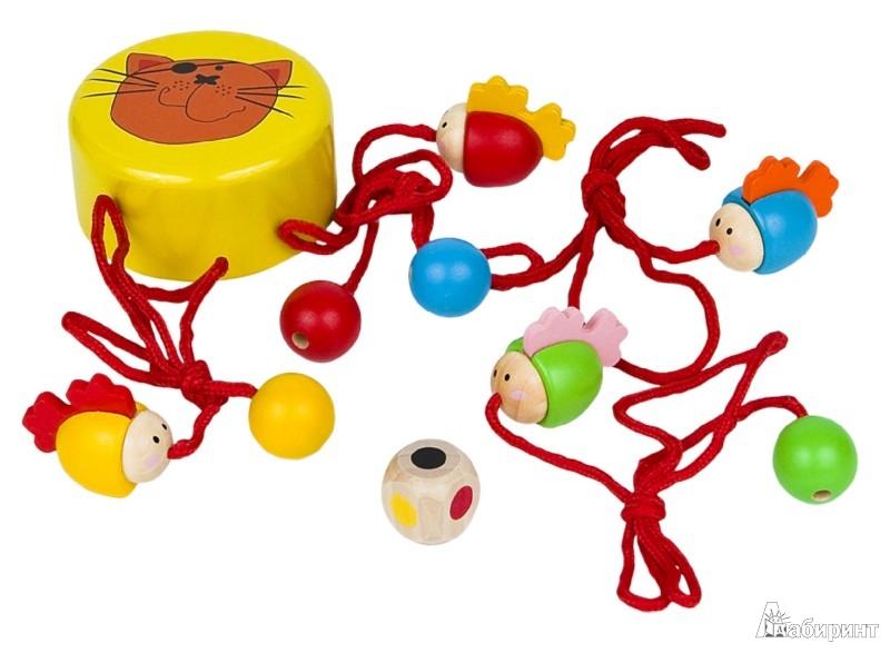 Иллюстрация 1 из 11 для Дорожныеигры. Кот-рыболов (76115) | Лабиринт - игрушки. Источник: Лабиринт
