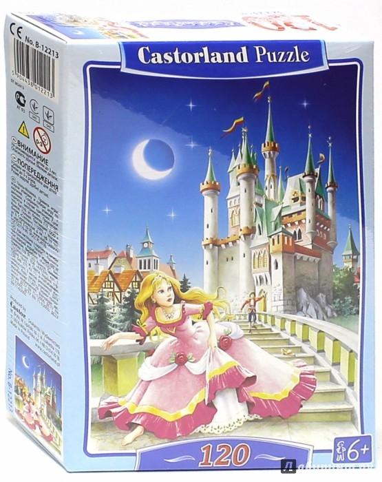 Иллюстрация 1 из 7 для Puzzle-120. MIDI. Золушка (В-12213) | Лабиринт - игрушки. Источник: Лабиринт