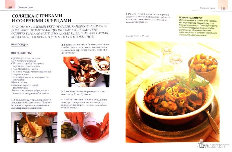 Иллюстрация 1 из 23 для Большая книга супов - Энн Шезби   Лабиринт - книги. Источник: Лабиринт