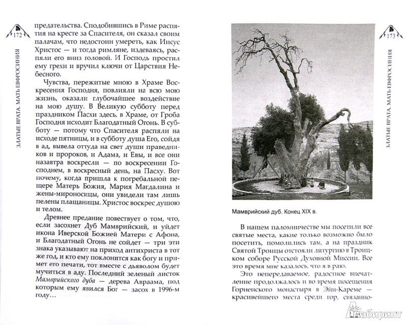 Иллюстрация 1 из 8 для Златые Врата - Евфросиния Мать   Лабиринт - книги. Источник: Лабиринт