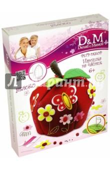 """Игрушка на чайник """"Яблоко"""" (48134) D&M"""