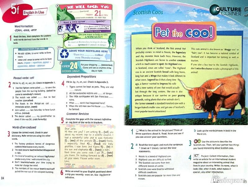 Иллюстрация 1 из 43 для Английский язык. Английский в фокусе. 8 класс. Учебник (+CD). ФГОС - Ваулина, Дули, Подоляко, Эванс | Лабиринт - книги. Источник: Лабиринт
