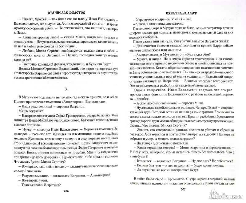 Иллюстрация 1 из 7 для Схватка за Амур - Станислав Федотов   Лабиринт - книги. Источник: Лабиринт