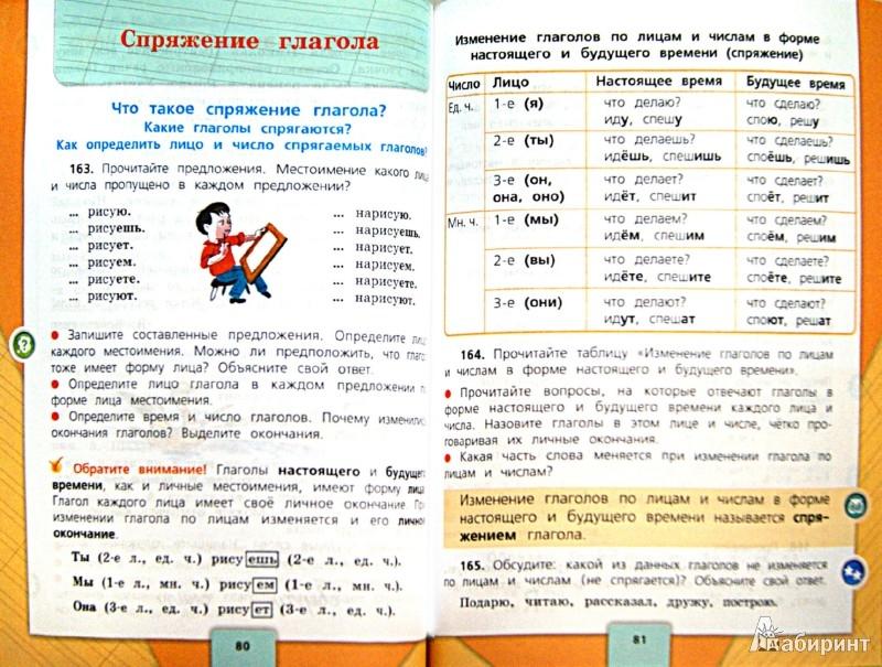Канакина гадецкий русский язык 2 класс