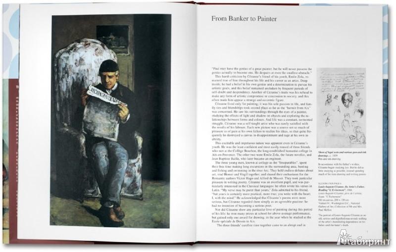 Иллюстрация 1 из 6 для Cezanne. 1839-1906. Pioneer of Modernism - Ulrike Becks-Mallorny   Лабиринт - книги. Источник: Лабиринт