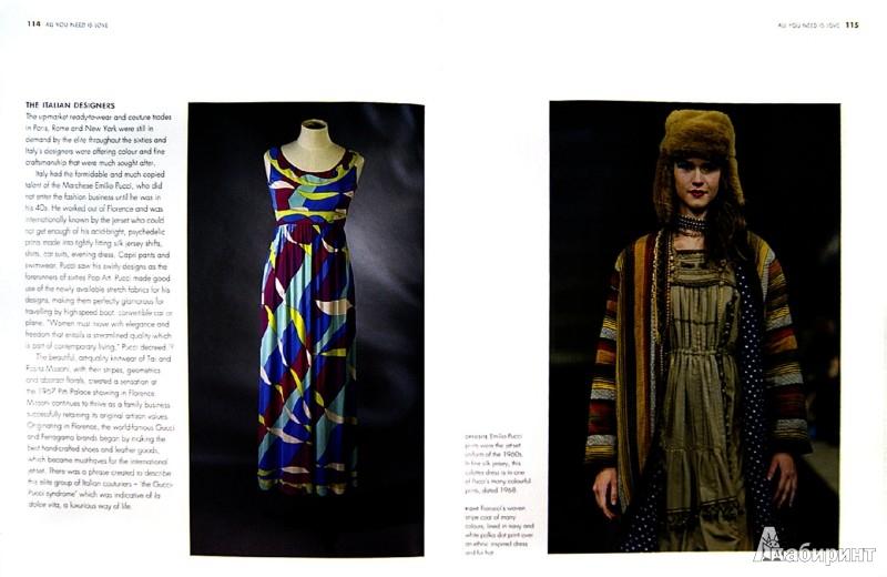 Иллюстрация 1 из 2 для A History of Fashion: New Look to Now / История моды - June Marsh   Лабиринт - книги. Источник: Лабиринт