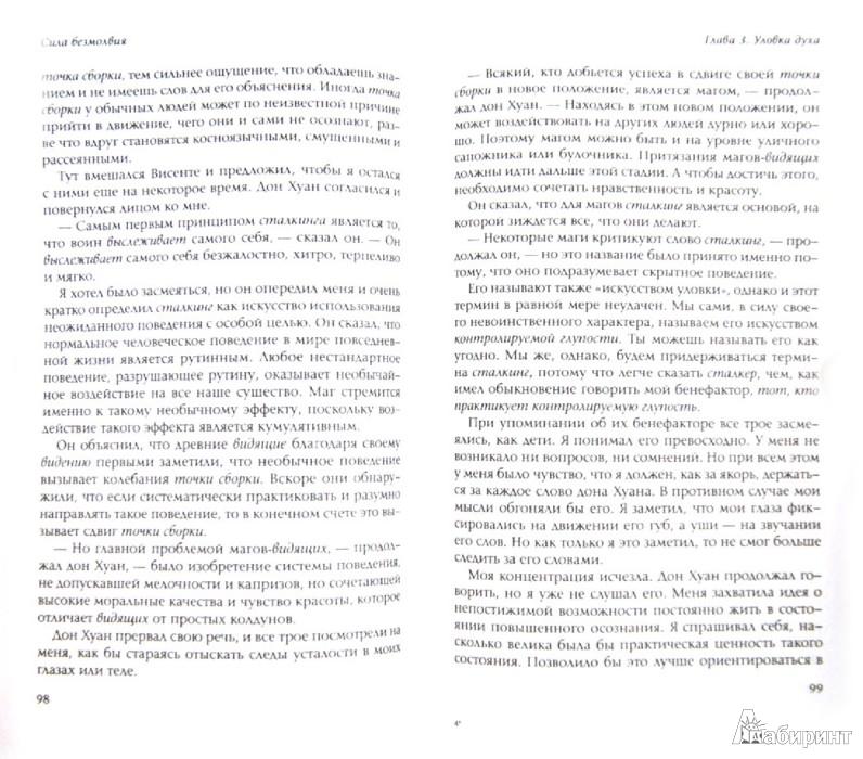 Иллюстрация 1 из 7 для Сила безмолвия - Карлос Кастанеда | Лабиринт - книги. Источник: Лабиринт