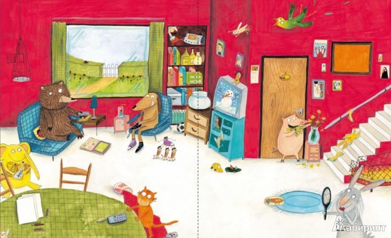 Иллюстрация 1 из 25 для Одни дома - Лус Рифаген | Лабиринт - книги. Источник: Лабиринт