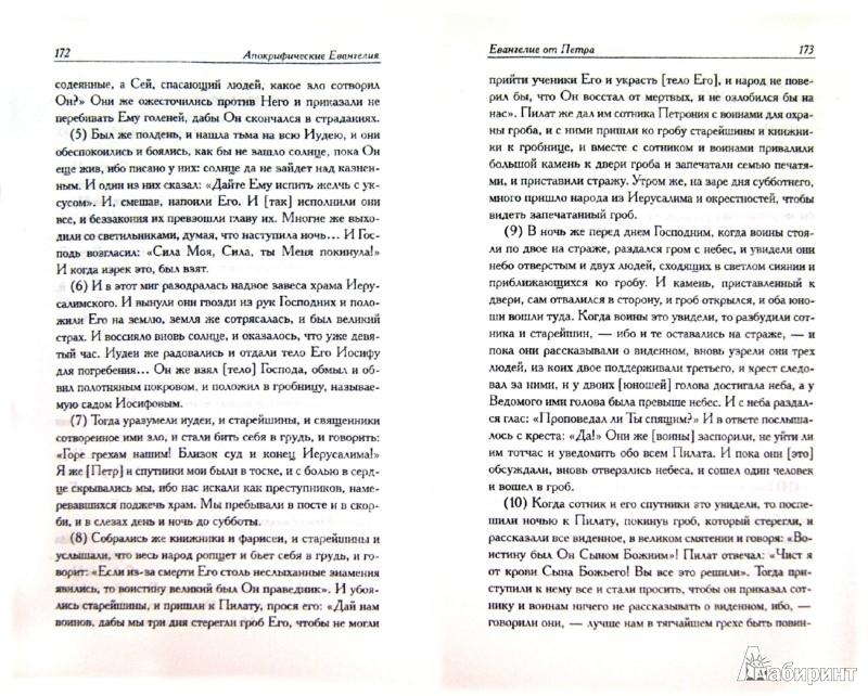 Иллюстрация 1 из 9 для Новозаветные апокрифы | Лабиринт - книги. Источник: Лабиринт