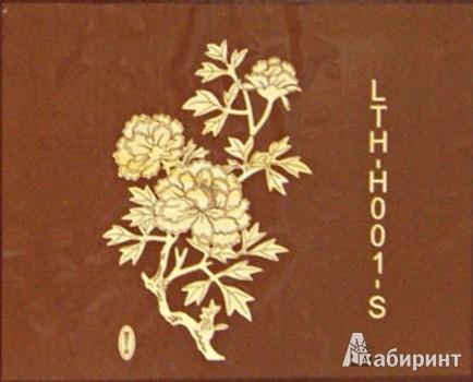 """Иллюстрация 1 из 2 для Набор для творчества. Декоративное панно из дерева """"Пион"""" (LTH-H001-S)   Лабиринт - игрушки. Источник: Лабиринт"""
